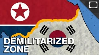 The DMZ That Separates North & South Korea