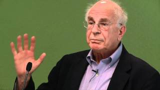 "Daniel Kahneman: ""Thinking, Fast and Slow"" 