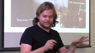 "Magnus Nilsson: ""Fäviken"" 