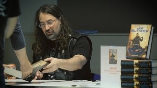 "Jim Butcher: ""The Aeronaut's Windlass"" 