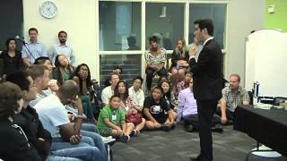 "David Kwong: ""Now You See Me"" 