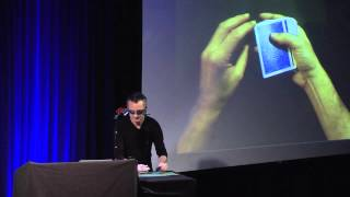 "Marco Tempest: ""Cyber Illusionist"" 