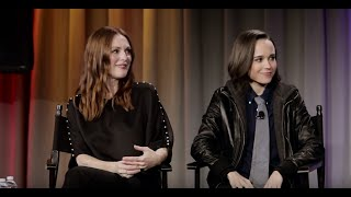 "Julianne Moore & Ellen Page: ""Freeheld"" 