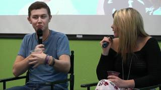 Scotty McCreery & Lauren Alaina | Musicians at Google