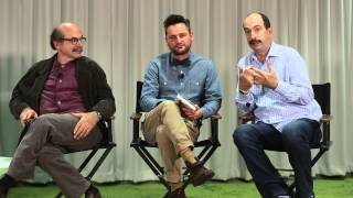 "Tom Kelley, David Kelley: ""Creative Confidence"" 