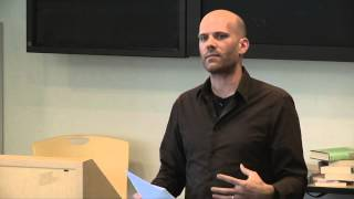 "Chris Baty: ""No Plot? No Problem"" 