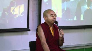 Mingyur Rinpoche (Part 2: Meditation) | Talks at Google