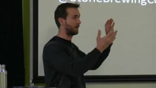 "Greg Koch: ""Stone Brewing Co."" 