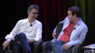 "Filmmakers at Google: Mike Birbiglia & Ira Glass | ""Sleepwalk With Me"""