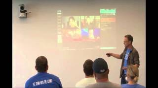 "Brian Brushwood: ""Embrace Your Online Trolls"" 