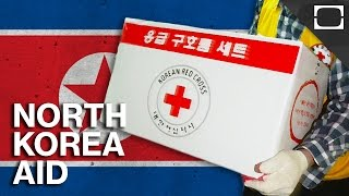 Which Countries Give Aid To North Korea?