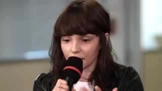 "Lauren Mayberry of CHVRCHES: ""Music, Gender and Social Media"" 