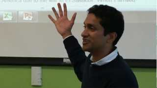 "Premal Shah: ""Kiva's New Frontiers"" 