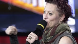 "Amanda Palmer: ""The Art of Asking"" 