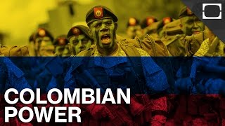 How Powerful Is Colombia?