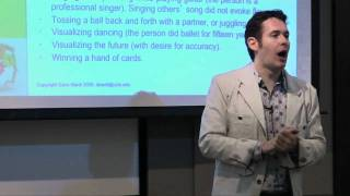 "Dario Nardi: ""Neuroscience of Personality"" 