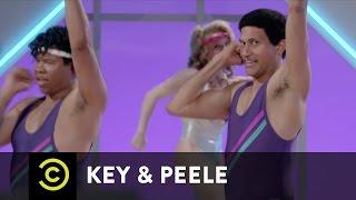 Key & Peele - Aerobics Meltdown - Uncensored