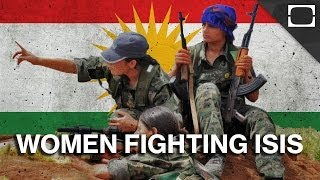Who Are The Kurdish Women Fighting ISIS?