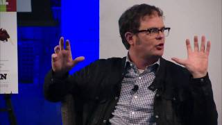 "Rainn Wilson: ""Soul Pancake"" 