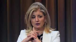 "Arianna Huffington: ""Thrive"" 