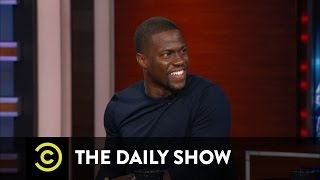 The Daily Show - Kevin Hart