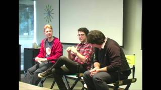 "Josh Schwartz & Chris Fedak: ""Chuck"" 