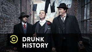 Drunk History - Al Capone Was a Syphilitic Moron