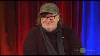 "Michael Moore: ""Where to Invade Next"" 