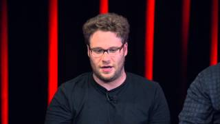 "Seth Rogen, Craig Robinson, & Evan Goldberg: ""This is the End"" 