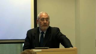 "Joseph Stiglitz: ""Freefall"" 