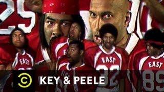 Key & Peele - East/West Bowl Rap