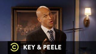 Key & Peele - Obama's Anger Translator - Obama Responds to Clint Eastwood