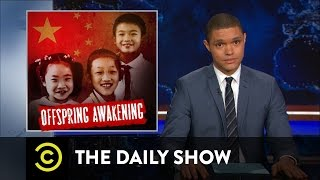 The Daily Show with Trevor Noah - China Ditches Its One-Child Policy