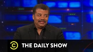 The Daily Show - Neil deGrasse Tyson