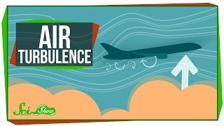 The Ups and Downs of Air Turbulence