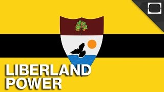 How Powerful Is Liberland?