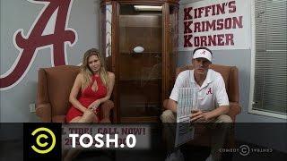 Tosh.0 - Kiffin's Krimson Korner