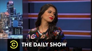 "The Daily Show - Lilly Singh - Taking Fans on ""A Trip to Unicorn Island"""