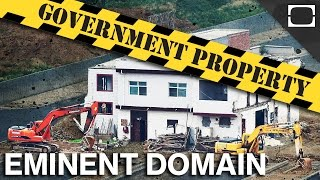 Can The Government Seize Your Land?