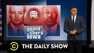 The Daily Show - Ted Cruz's Iowa Caucus Win