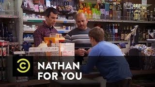 Nathan For You - Liquor Store
