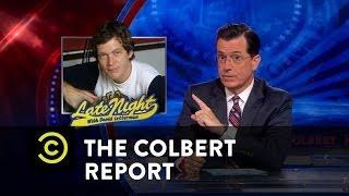 The Colbert Report - David Letterman's Retirement
