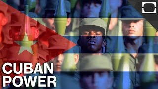 How Powerful Is Cuba?