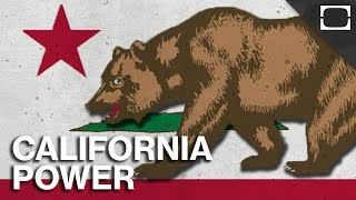 How Powerful Is California?