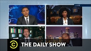 The Daily Show - The War on Zombie Christmas