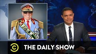 The Daily Show with Trevor Noah - Donald Trump: America's African President