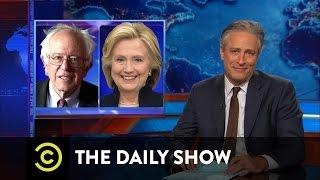 The Daily Show - Democalypse 2016 - Bernie Sanders Kicks Off His Campaign