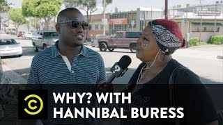 Why? with Hannibal Buress - The Holy Trinity of Black Golf - Uncensored