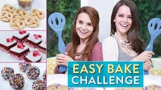 EASY BAKE CHALLENGE!