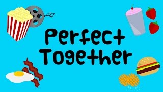 Rosanna Pansino - Perfect Together (Lyric Video)